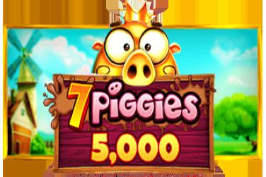 7 Piggies Scratchcard