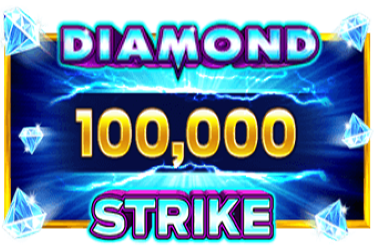 Diamond Strike Scratchcard