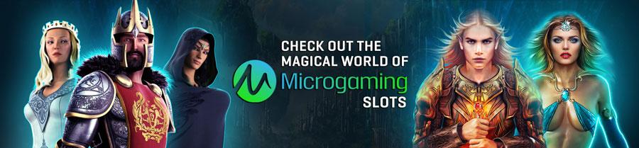 Microgaming เกมออนไลน์