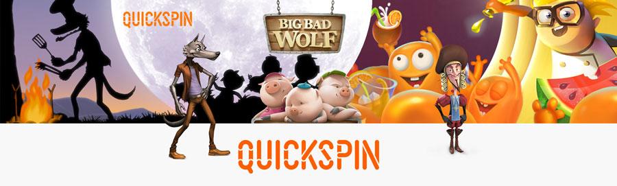 Quickspin เกมออนไลน์