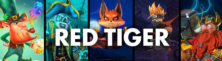 Red Tiger เกมออนไลน์