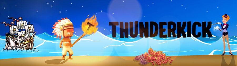 Thunderkick เกมออนไลน์