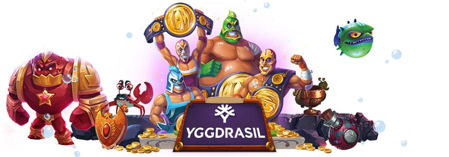 YGGdrasil เกมออนไลน์