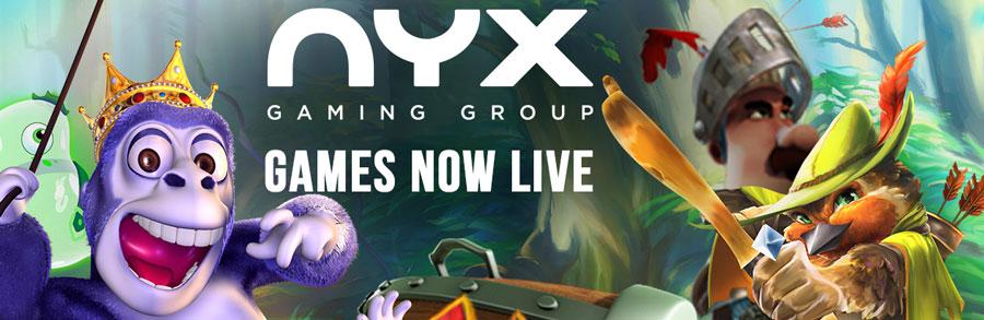 NYX เกมออนไลน์