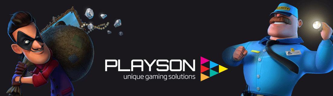 Playson เกมออนไลน์