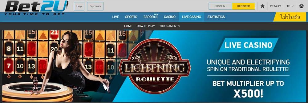 bet2you casino